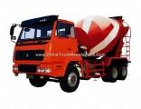 HOWO Mixer Truck 6X4 8/9m3 Euro2 Concrete Mixer / Mixer Truck
