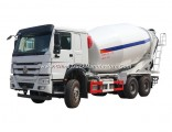 Sinotruk HOWO 6X4/10 Wheelers Cement Mixer Concrete Mixer Truck