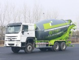 HOWO 6*4 Drive Cement Mixer Truck for 6-10 Cubic Meter