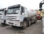 Sinotruk 6*4 Type Cement Mixing Truck 8 Cubic Meters Concrete Truck Sale