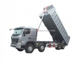 Sinotruk HOWO 8X4 Volume Sand 50 Ton Dump Trucks for Sale with Ce