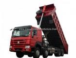 Sinotruk HOWO 50 Ton 8X4 Brand New 12 Wheeler Dump Tipper Truck Dumper Trucks Price