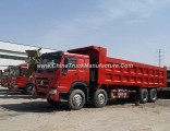 Good Condition Low Price 31-50 Ton 12 Wheels 8X4 Sinotruk HOWO Used Dump Truck