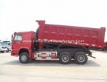 HOWO Used Heavy Dump Duty Trucks for Sale
