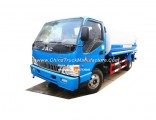 JAC Small Water Truck for Road Dust Suppression
