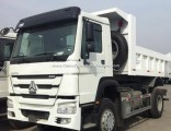 Sinotruk HOWO 4X2 10ton Tipper Truck 8cbm RC Dump Truck Used Dumper Truck