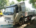 Dongfeng 4X2 5ton Light Duty Garbage Dump Truck