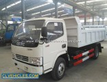 Dafc Small 5ton Dumper Truck 4X4 Tipper Trucks for Sale