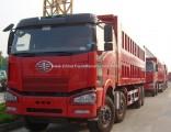 FAW 8 *4 25-30ton Tipper Dumper Dump Truck Tipper Truck