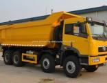 FAW Heavy Duty 8X4 Tipper / Dumper / Dump Truck 371HP Non Used Isuzu Beiben Foton Dumper Truck