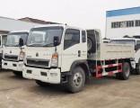 Sinotruck HOWO Light Duty 4ton 5ton Cargo Dumper Dump Tipper Truck