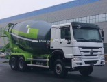 Chinese Manufacturer 8*4 18 Cubic Meter Cement Concrete Mixer Truck for Sale