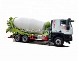 Iveco 6X4 10 Cubic Meters Agitator Truck for Road Construction