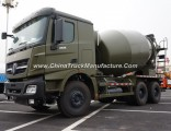 Beiben 8X4 18 Cubic Meter Road Construction Concrete Mixer Truck Cement Mixing Trucks