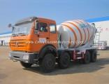 Beiben 8X4 14 Cubic Meter Agitator Truck