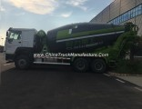 Shacman 6X4 10 Cubic Meters Concrete Mixing Vehicle