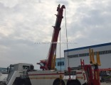 HOWO 40 Ton Boom Rotators Wrecker Tow Truck