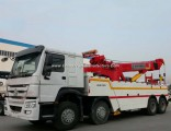 HOWO 370HP 30 Ton Ratotors Wrecker Truck