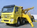 50 Tons Diesel Rotatory Recovery Truck Towing Vehicle
