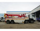 60 Ton Rotator Tow Heavy Duty Road Wrecker Recovery Truck Vehicle
