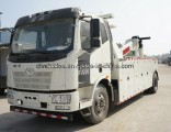 FAW Integrated Line of Wrecker Towing Truck