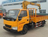 4 Ton Hydraulic Overhead with Crane on Truck for Sale Brick