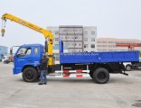 10 Ton with Mobile Crane High Quality Truck Specification