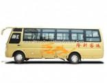 29 Seats 7.3 Meter Star Model Bus with Yuchai Engine