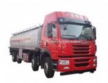 New 8X4 Heavy Duty 25000L Diesel FAW Oil Tank Truck