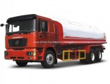 Shacman 6X4 Right Hand Drive 25000liters 20000liters Water Tank Truck