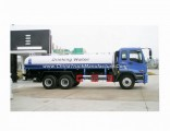 Chengli Special Automobile Foton 6X4 20000 Liters Water Bowser Water Trucks for Drinking Water