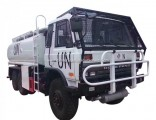 High Quality off-Road Vehicle Large Capacity Water Tank 20000L Water Truck 6X6