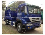 Sinotruk 4X2 Right Hand Drive 12cbm Refuse Collection HOWO Skip Loader Garbage Truck