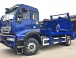 Sinotruk Golden Prince Swing Arm Garbage Truck