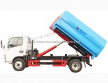 Good Quality Dongfeng Frk Small 4000liters Waste Truck Container Garbage Truck