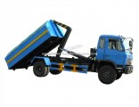 Dongfeng 153 Type 10m3 12m3 Arm Roll Garbage Truck