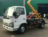 Japan Joint Venture Isuzu Hook Lift Garbage Truck Roll off Container