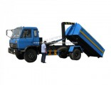 Dongfeng 145 153 Type Roll off Container Garbage Truck 10tons 12tons 15tons