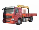 HOWO 4X2 4X4 Left Hand Drive Right Hand Drive 5tons 8tons Crane Truck