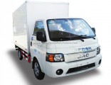 JAC Mini 2tons 1.5tons 1tons Food Truck Refrigerator Freezer