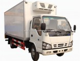 Isuzu 600p 4X2 6tons 5tons Independent Refrigerated Unit Thermo King Freezer Cooling Refrigerator Tr