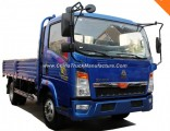 HOWO Light Mini 4X2 4X4 Cargo Truck Price