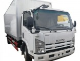 Japan Isuzu 4X2 10000kg Refrigerated Refresh Fish Meat Delivery Truck Van