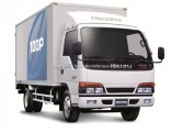 Isuzu 100p 4tons 5 Tons Small Refrigerated Cold Room Van Truck