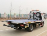 Foton Aumark 5.8 Meters Flatbed Light Wrecker Tow Truck