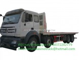 China Factory New 8X4 Heavy Duty 20 Ton Flatbed Recovery Towing Trucks