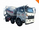 HOWO Light Foton Forland 130HP 4 Cubic Meter Concrete Truck Mixer