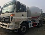 Foton Auman 10 Cubic Meters Concrete Mixer Truck Price for Sale