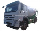 HOWO 6X4 Right Hand Drive 8 Cubic Meters Concrete Mixer Truck