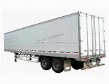 2 Axles Thermo King Carrier Refrigerator Trailer